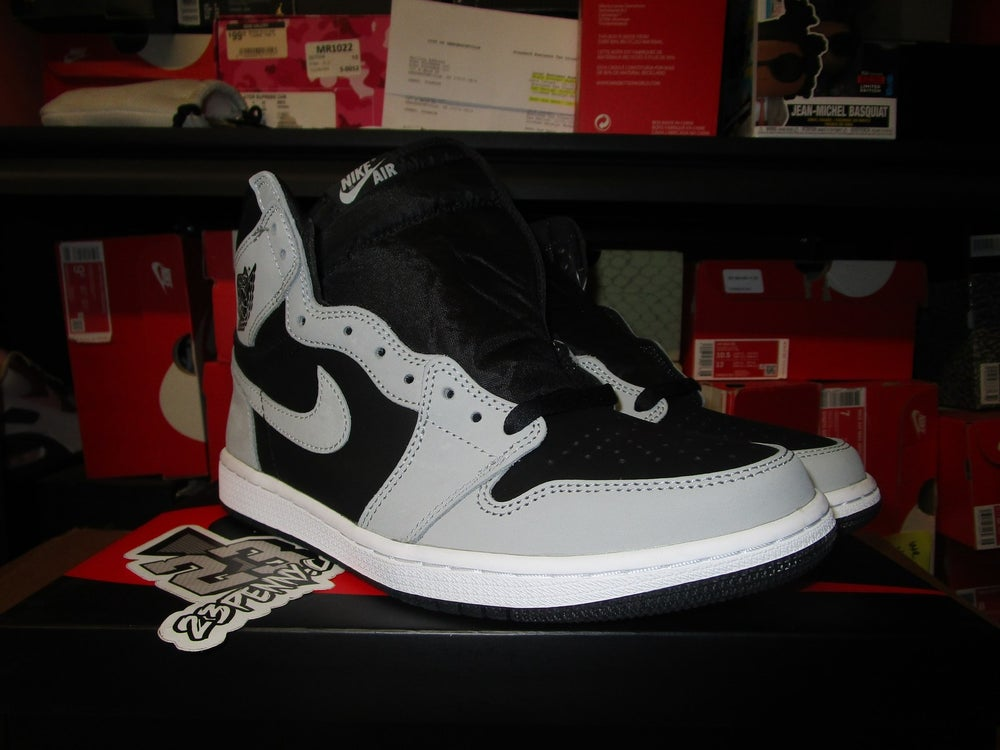 """Image of Air Jordan I (1) Retro High OG """"Shadow 2.0"""""""
