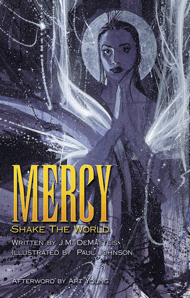 Image of MERCY by J. M. DeMatteis and Artist Paul Johnson