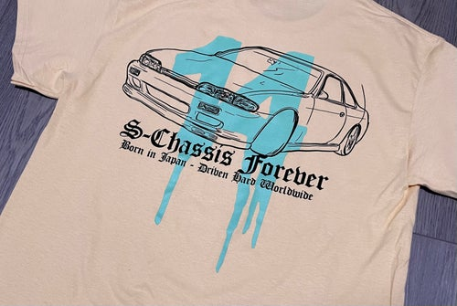 Image of Zenki S-Chassis Forever Tee