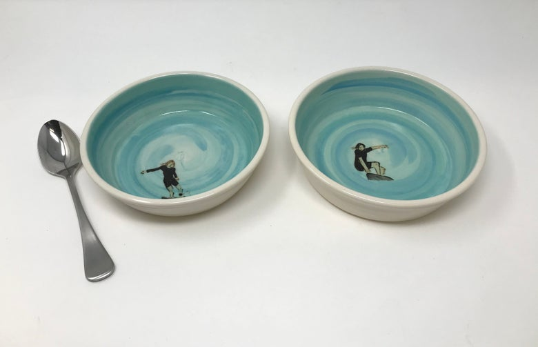 Image of Surfing Bowls