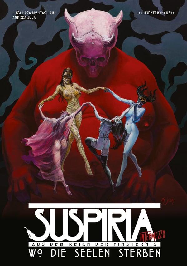Image of SUSPIRIA – WO DIE SEELEN STERBEN