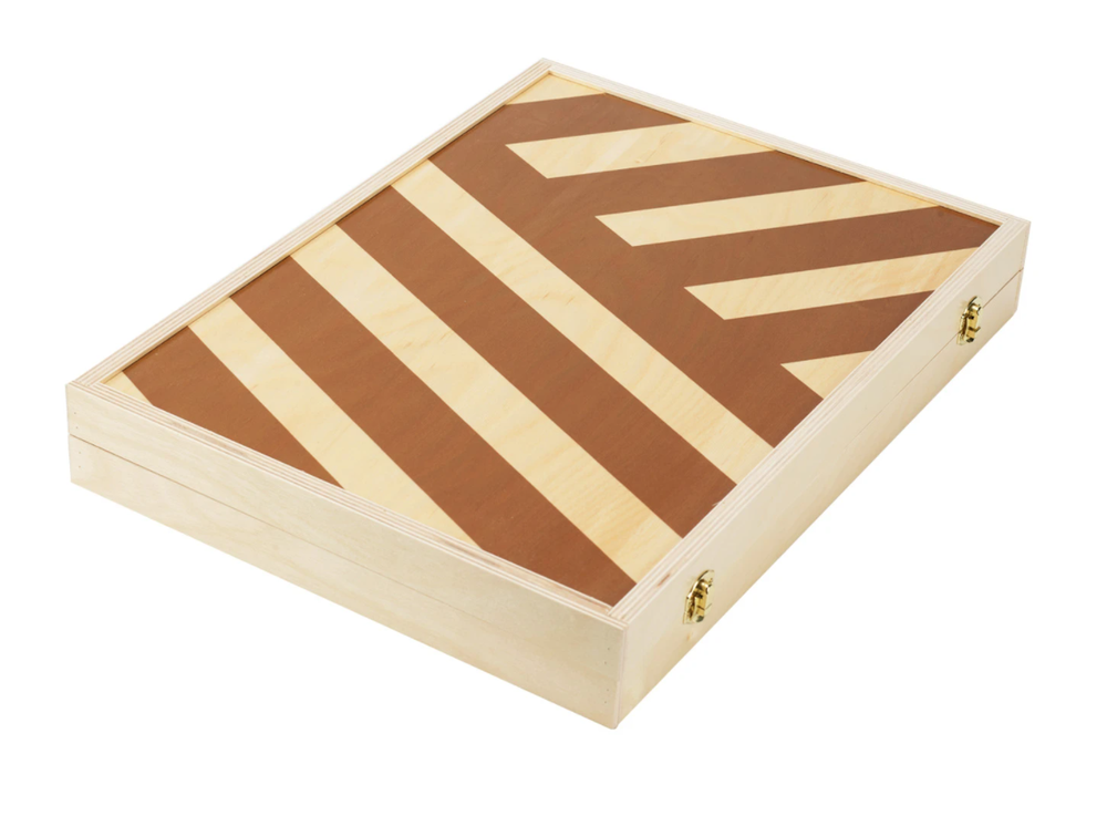 Image of Large Backgammon Boards (2 Colors)