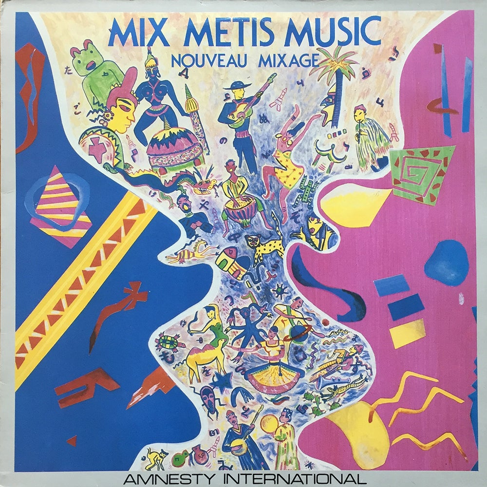 Mix Metis Music (Amnesty International - 1985)