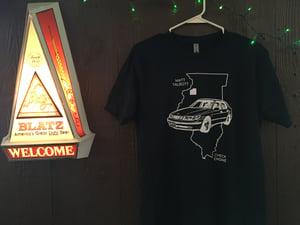 Image of Matt Talbott Tour T-shirt