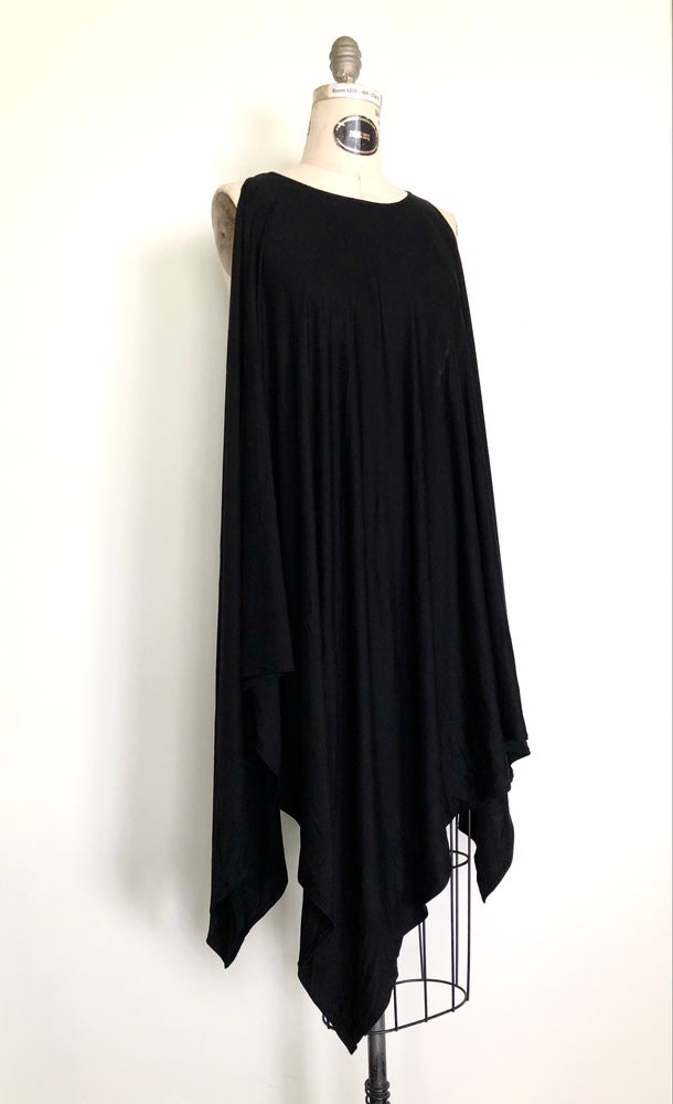 Image of Trapeze tie top