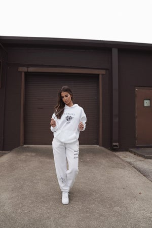 Image of ANGELS JOGGER WHITE