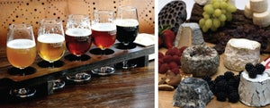 Image of Beer & Cheese Experience