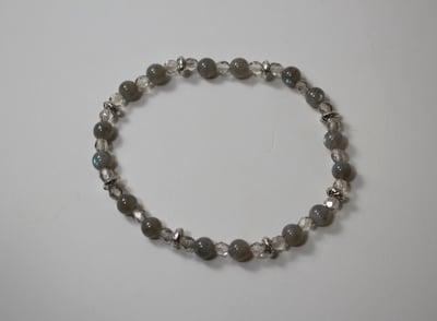 Image of Dainty Labradorite Bracelet