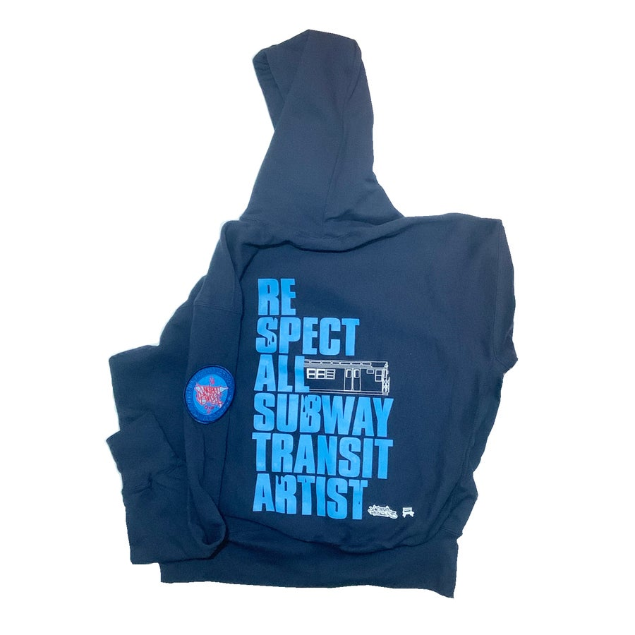 Image of R.A.S.T.A ( Respect All Subway Transit Artist )