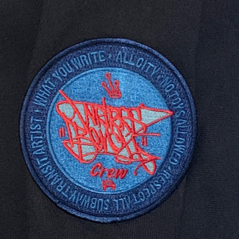 Image of WB Logo CREW