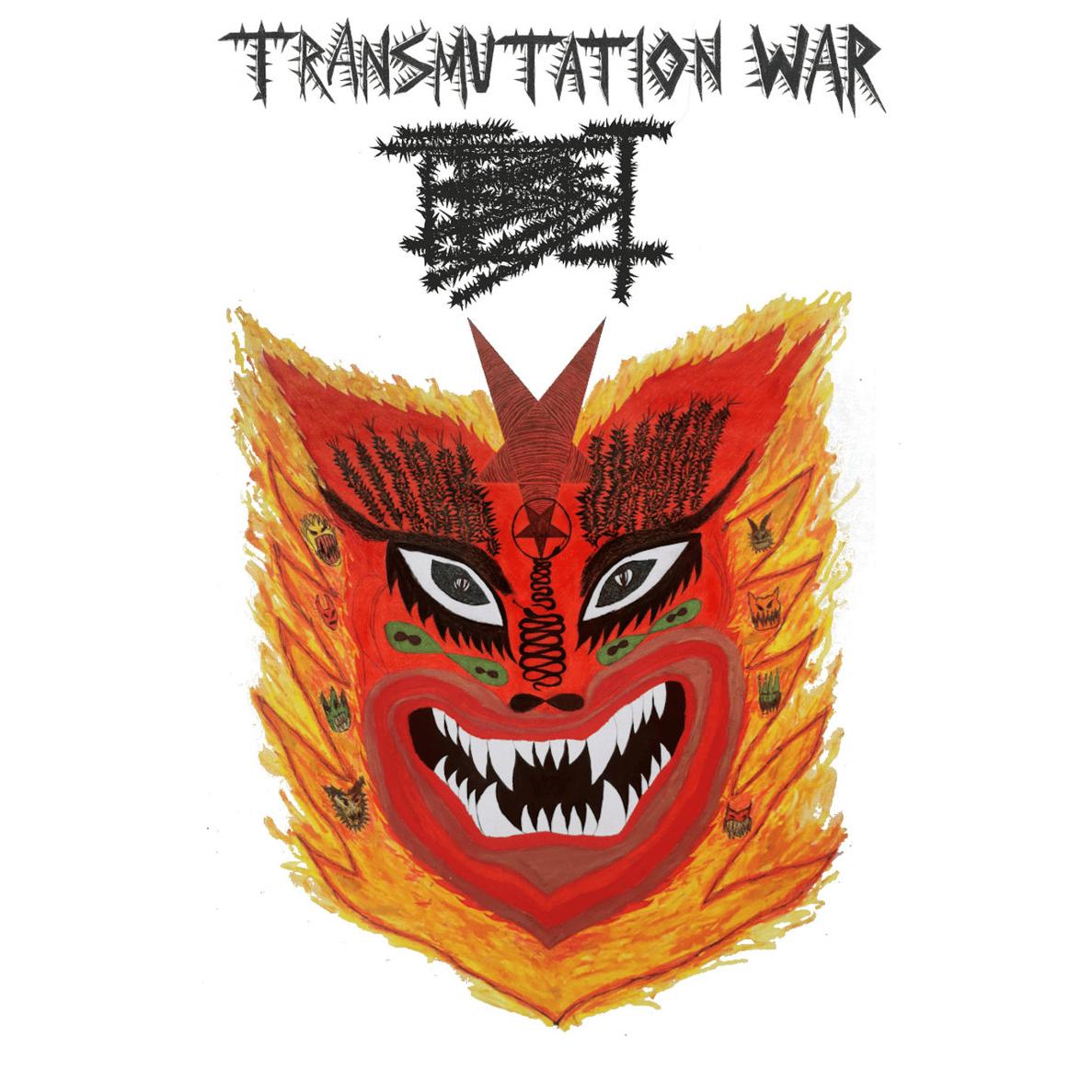 WAXGOAT155 Tsalal (Can) - Transmutation War - LP