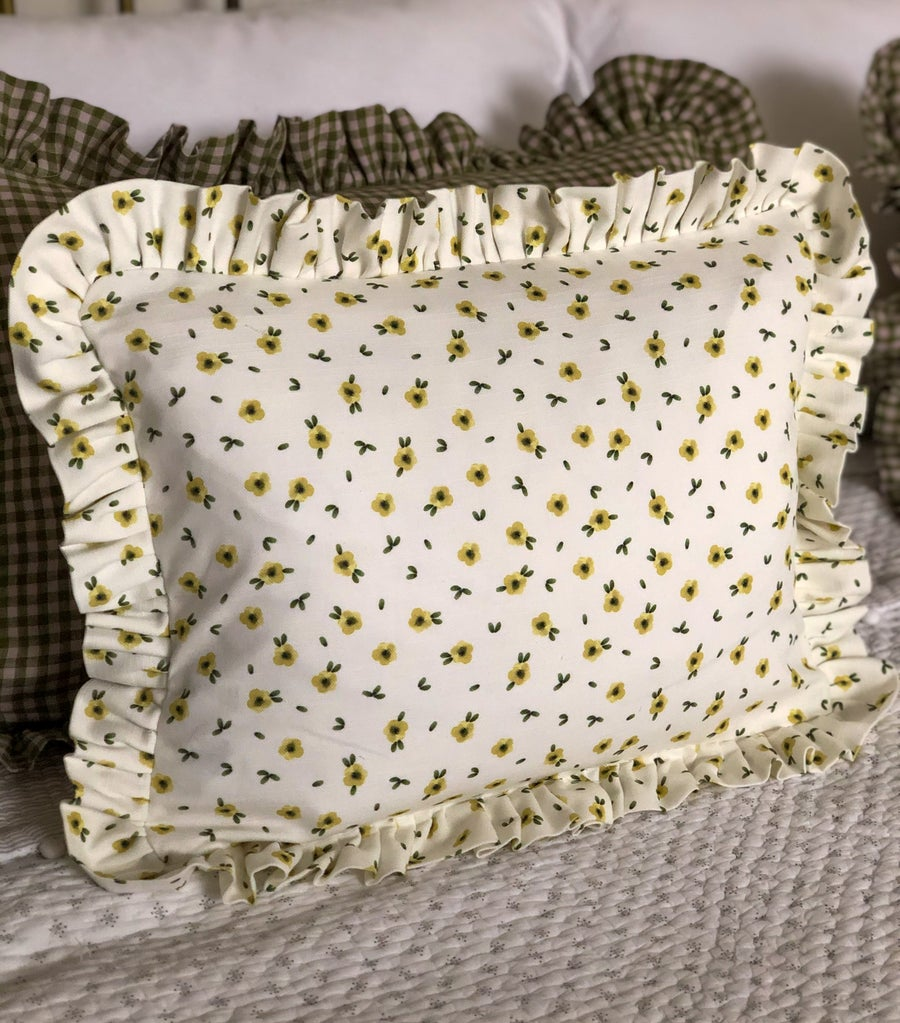 Image of Millie & Bell Buttercup Cushion