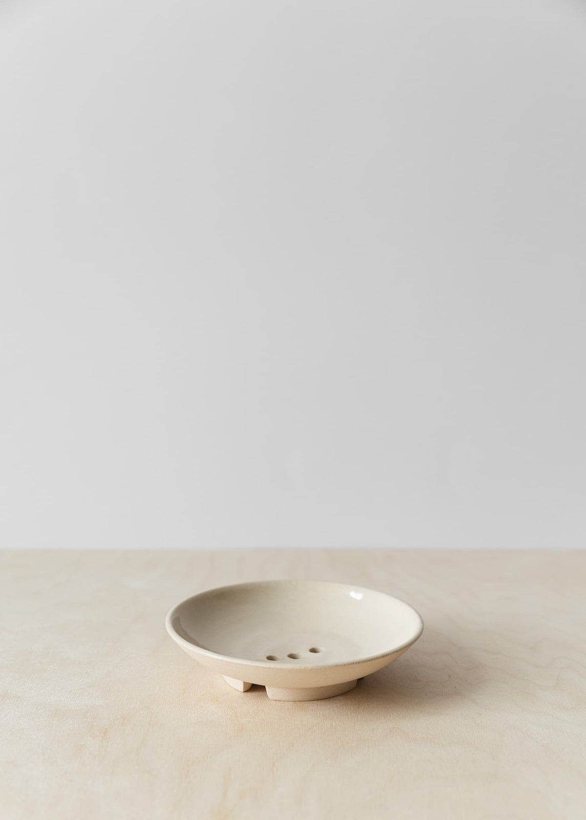 Image of Nude soap dish