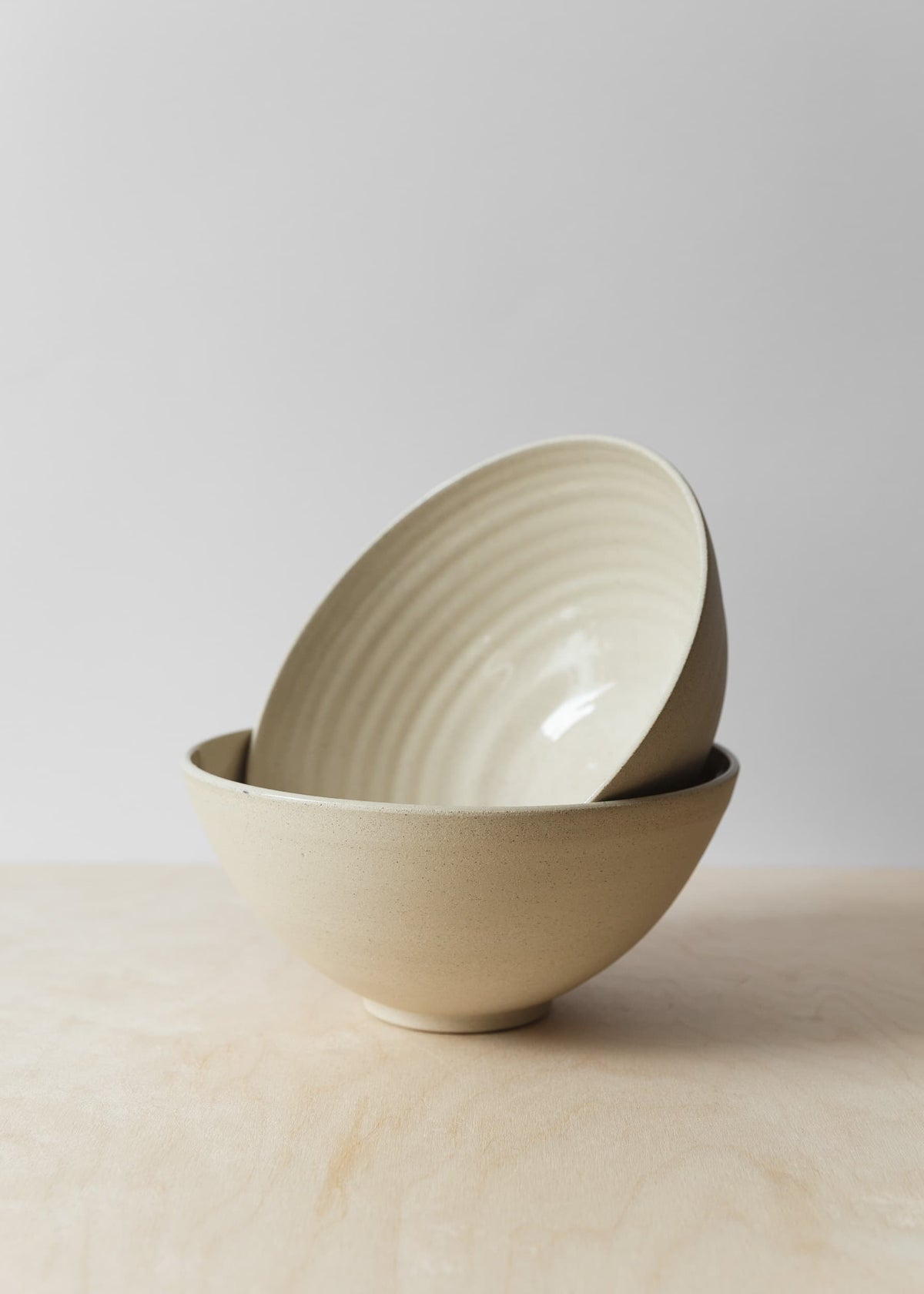 Image of Nude dinner bowl