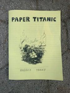 Image of Paper Titanic