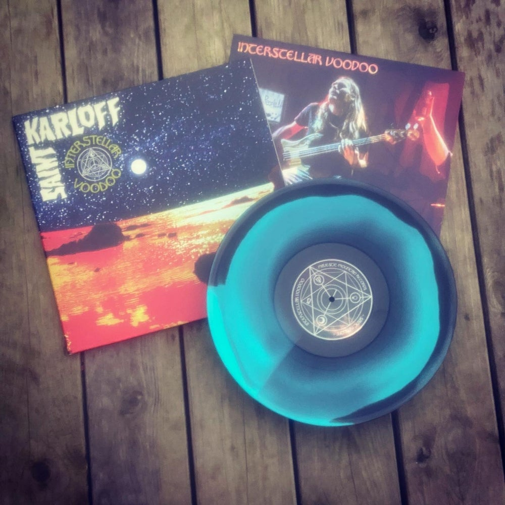 Saint Karloff - Interstellar Voodoo (STUDIO version)