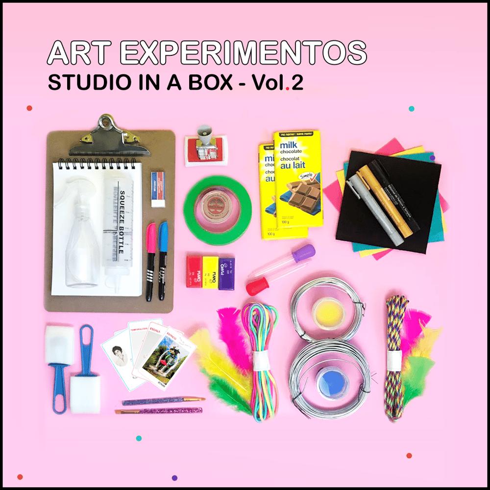 Image of STUDIO IN A BOX Vol.2