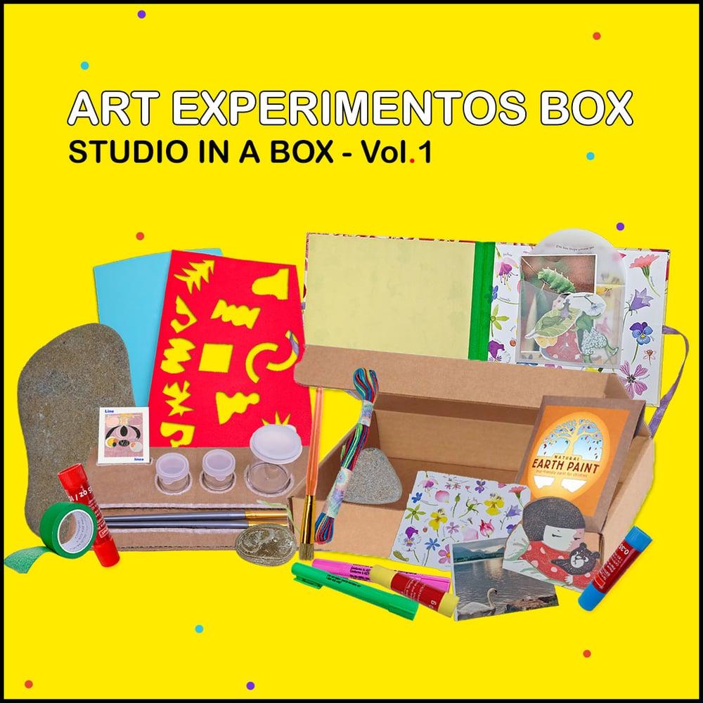 Image of STUDIO IN A BOX Vol.1