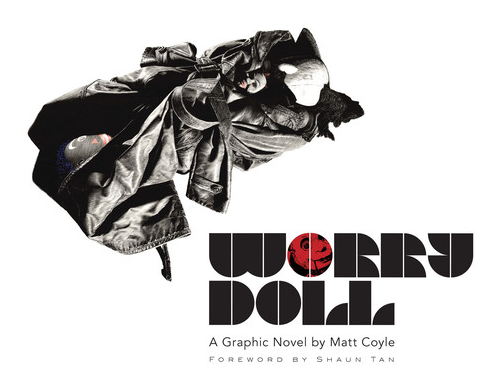 Image of WORRY DOLL: A Graphic Novel by Matt Coyle