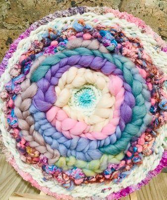 Image of Unicorn Circular Weaving