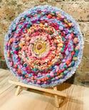 Rainbow Dreaming Circular Weaving