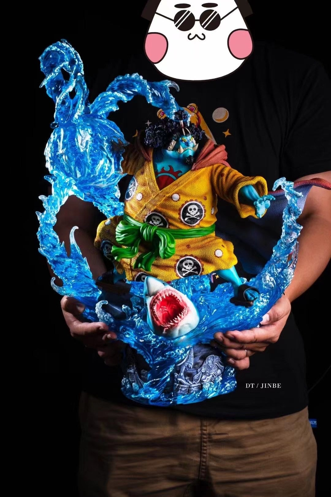 Image of [Pre-Order]One Piece Dt Studio Jinbe 1:6 Resin Statue