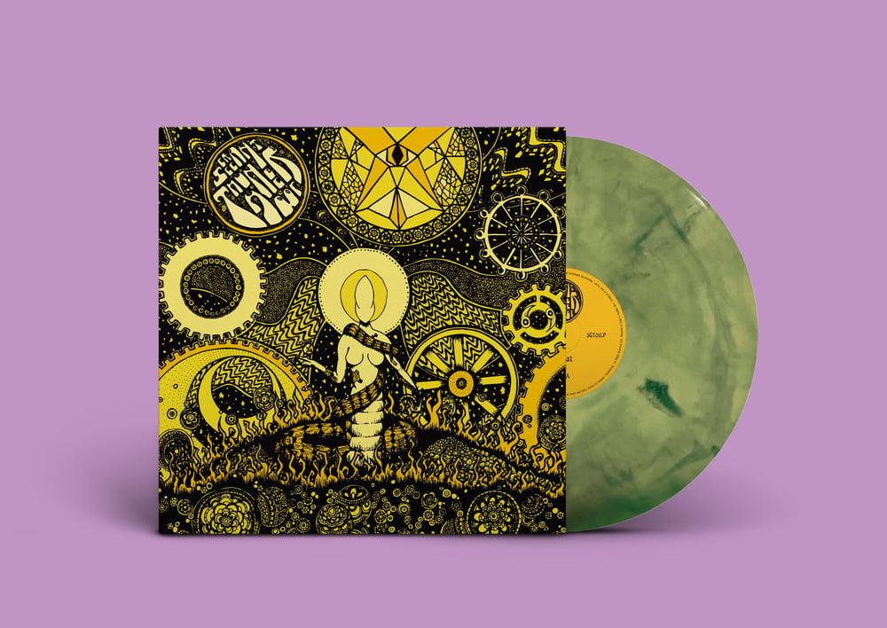 Sergeant Thunderhoof - Zigurat (Lunar Worship Deluxe Edition) + Foil Print