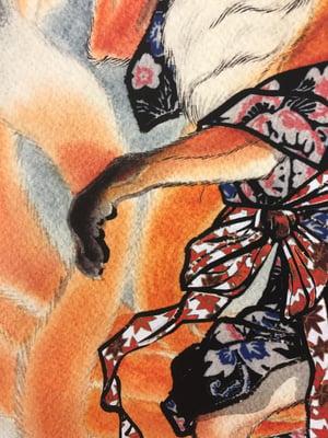Image of Autumn Kitsune
