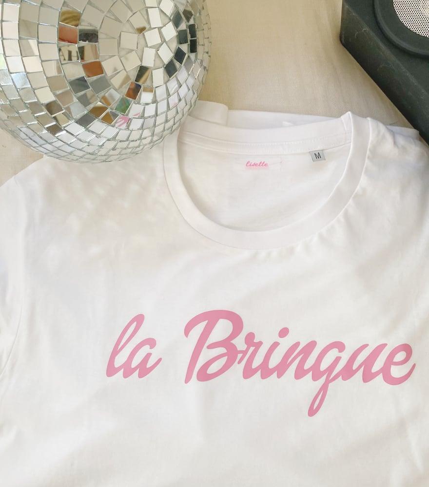 Image of Tee Shirt blanc la bringue
