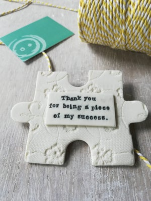 Image of Thank you Puzzle Piece