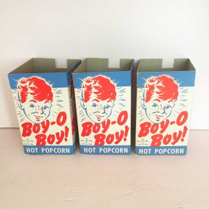 Image of Boy-O-Boy hot popcorn