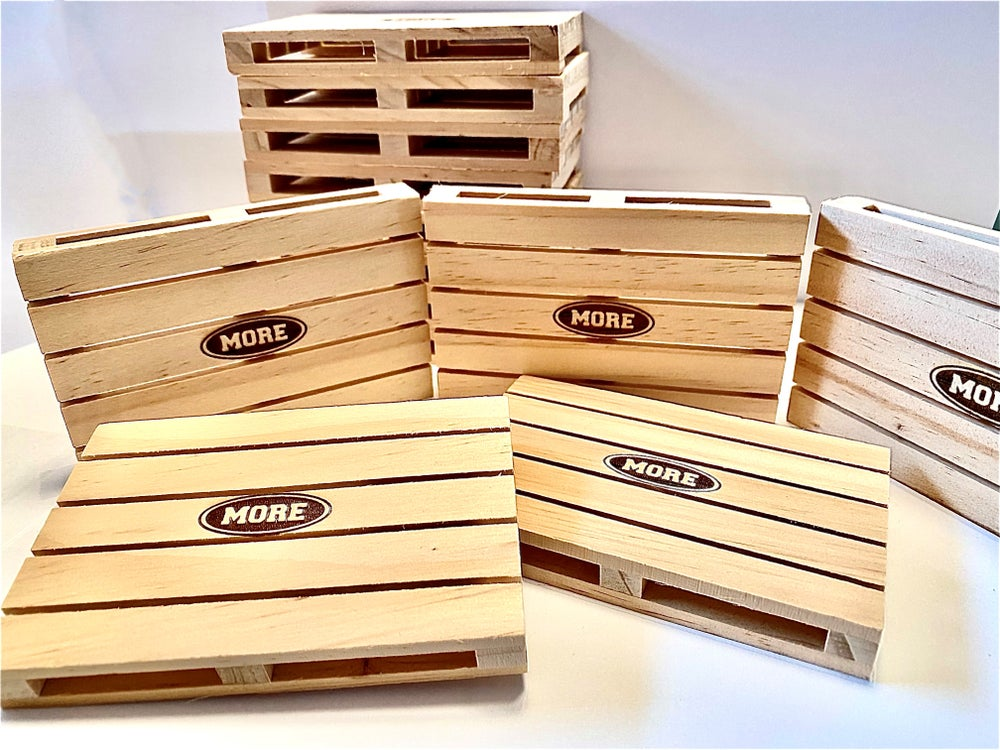 Image of More Fingerboards Mini Wooden Palette