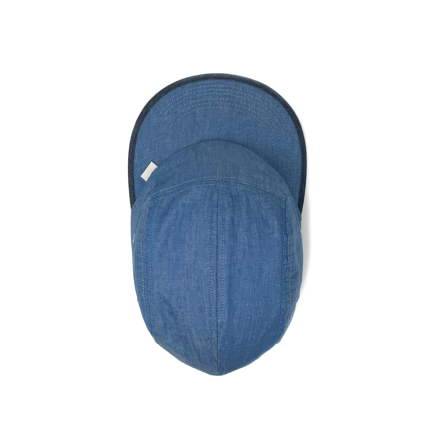 Image of RECON CAP - UP10 - POLY CHAMBRAY/NAVY