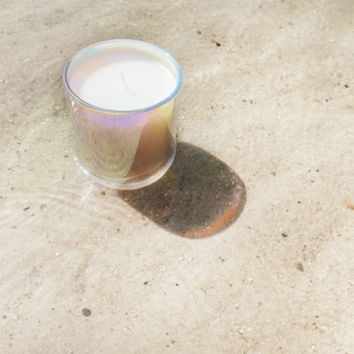 Image of From a Rooftop in August Candle