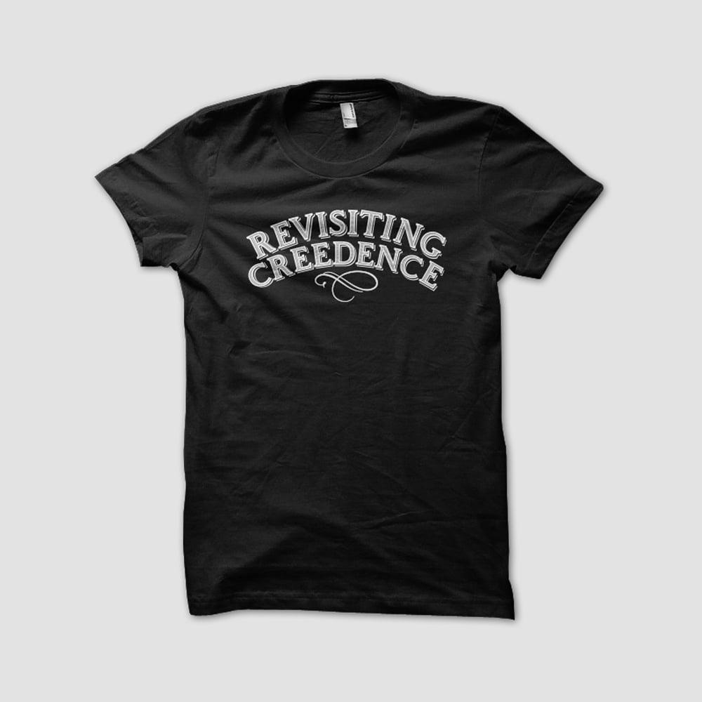 Revisiting Creedence Logo Shirt
