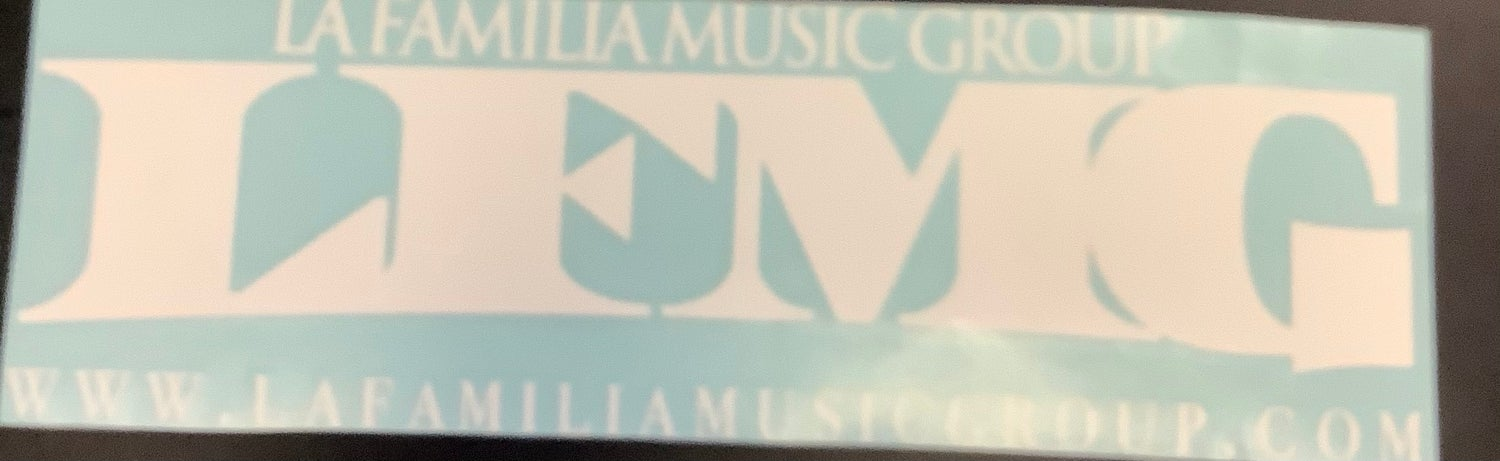 Image of LFMG Car Decal