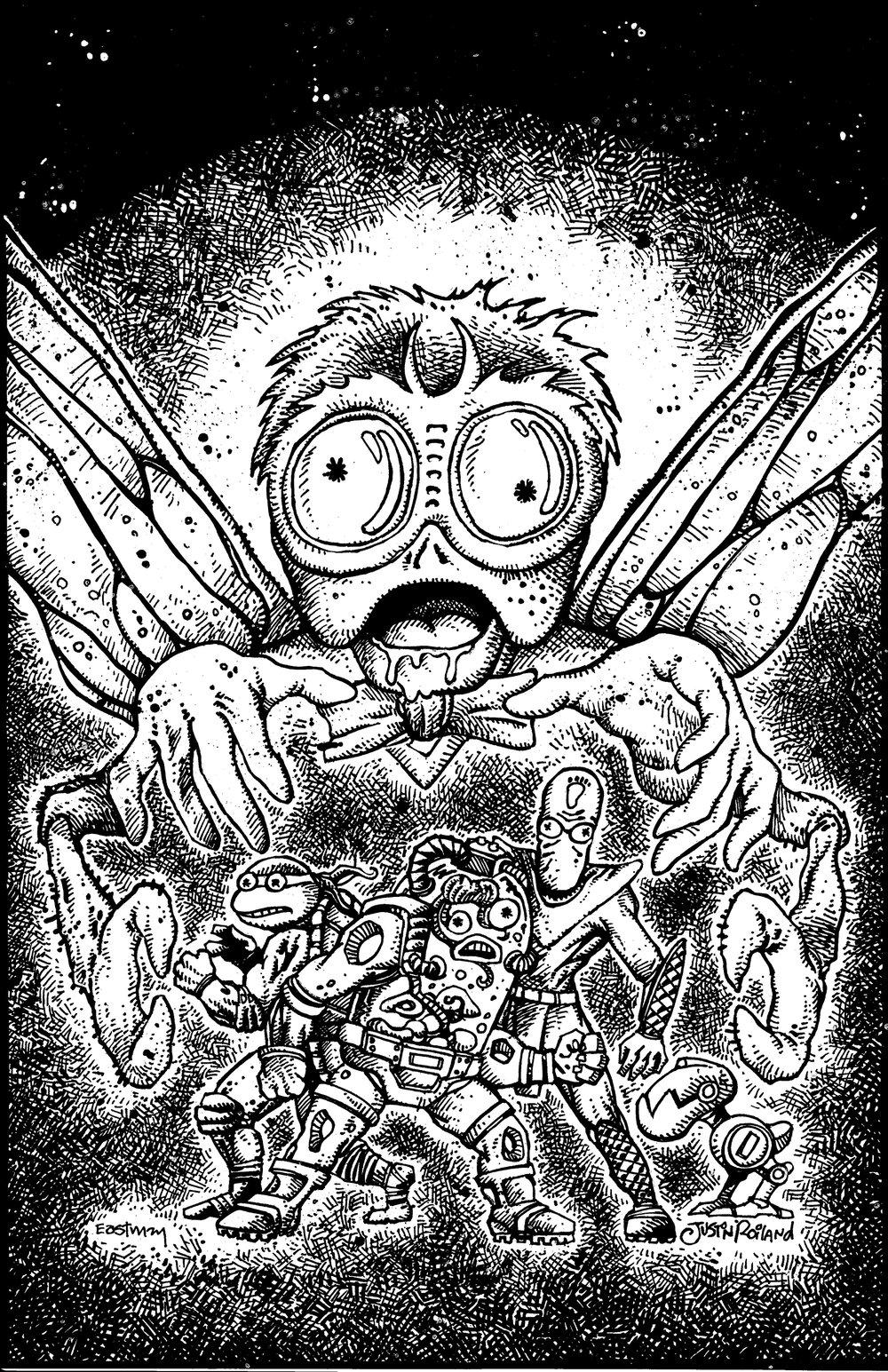 Teenage Mutant Ninja Turtles: The Last Ronin #3 - Variant - 2 Pack