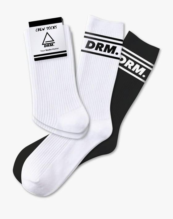 Image of DRM Crew Socks
