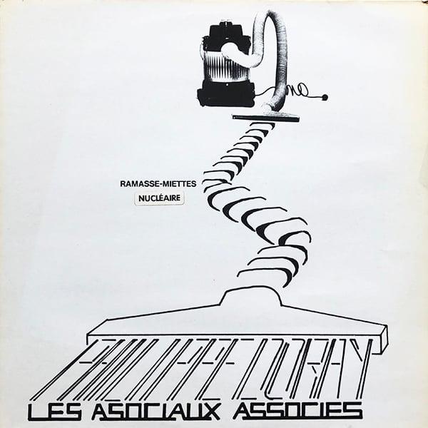 Philippe Doray, Les Asociaux Associés - Ramasse-Miettes Nucléaire (Gratte-Ciel - 1977)