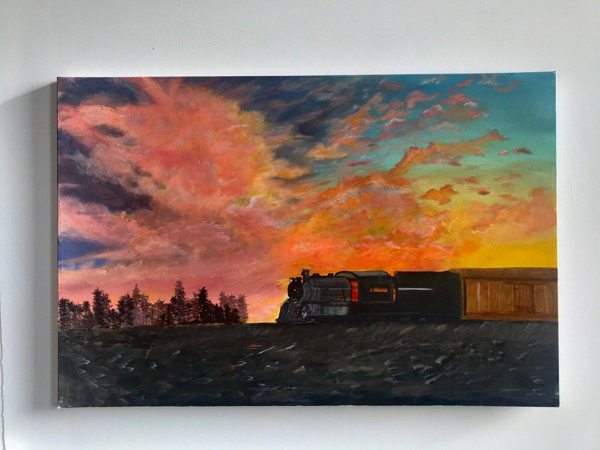 Image of The Locomotive