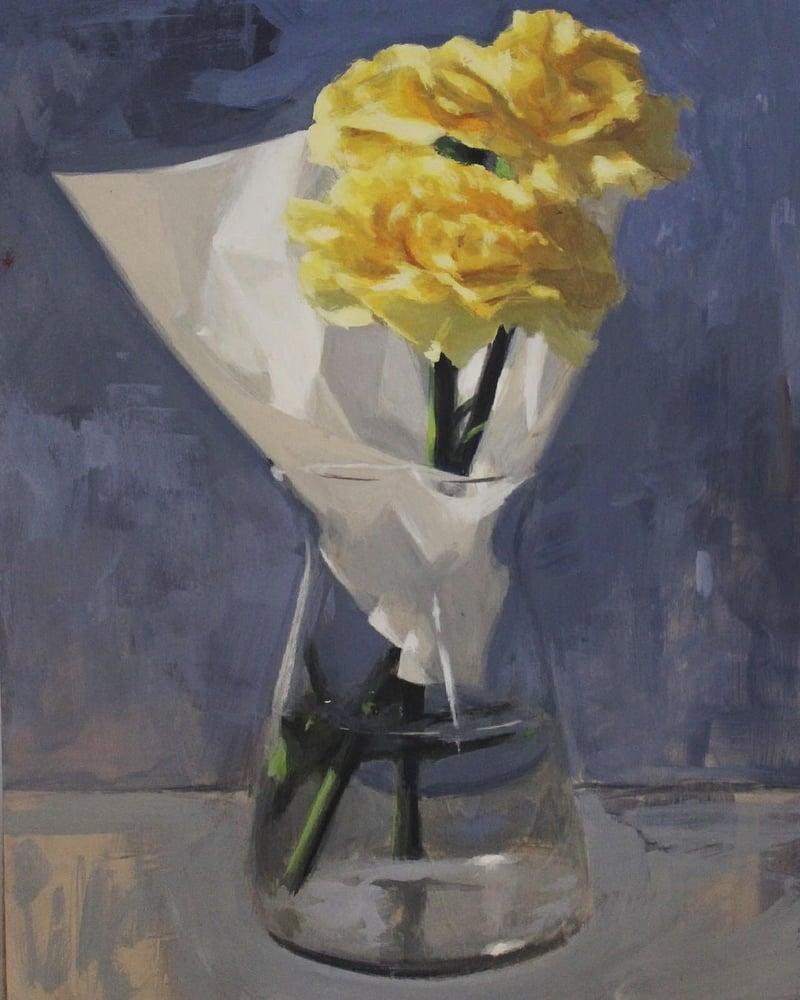 Image of Carnations (Original)