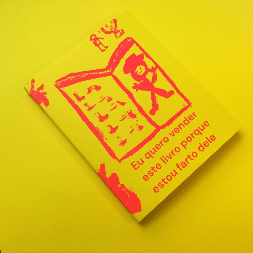 Image of Eu quero vender este livro porque estou farto dele