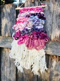 Pretty in Pink Wall Hanging