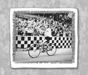"""Image of """"Cutters Win!"""" Woven Blanket"""