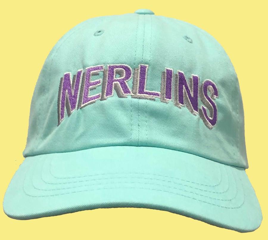 Image of NERLINS dad cap