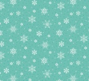 Image of Snowed In Small Snowflakes in Glacier