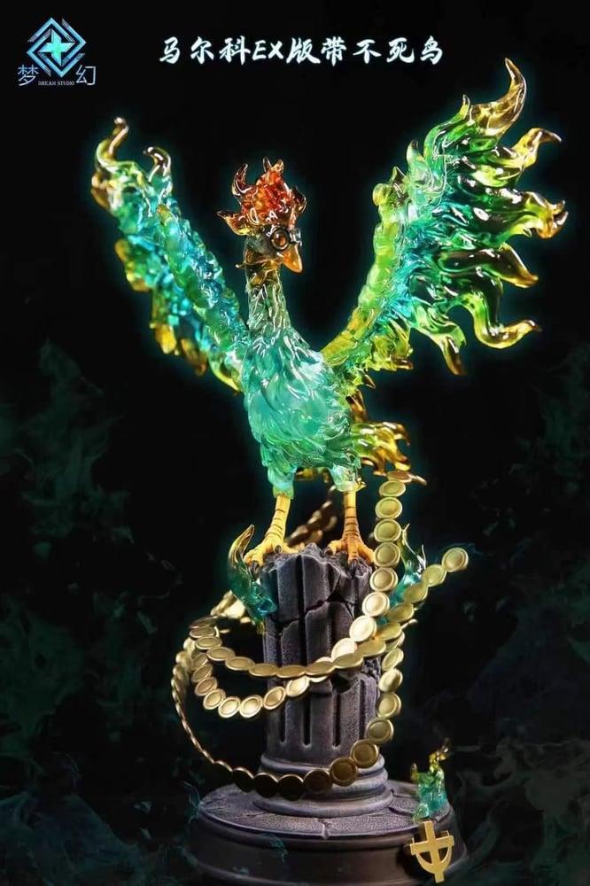 Image of [Pre-Order]One Piece Dream Studio Marco Phoenix Form Resin Statue