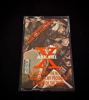 """Image of Askari X """"The ward of the state remix"""""""