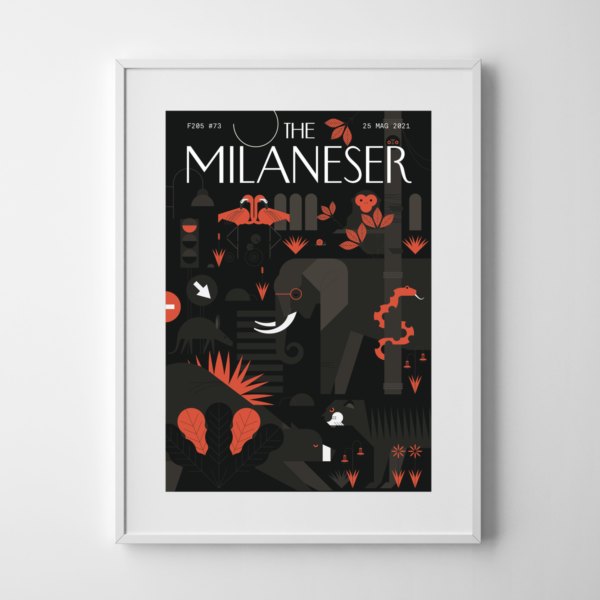 Image of The Milaneser #73
