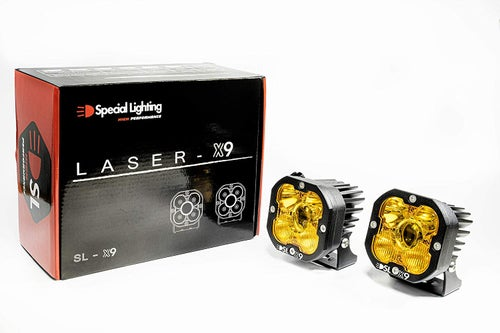 Image of Special Lighting Laser X9 Square Light